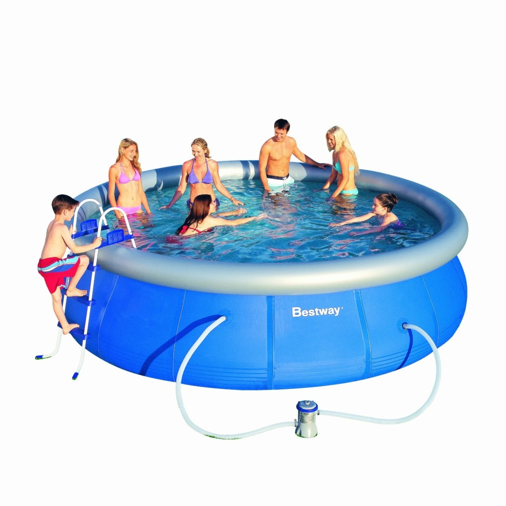 reveiw of Bestway Fast Set Round Pool Set