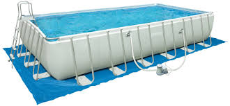 Rectangular Ultra Frame Pool As BestAboveGroundPool Review