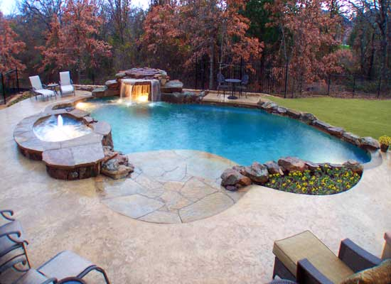 What is the cost of fiberglass pools pool university - How much does the average swimming pool cost ...