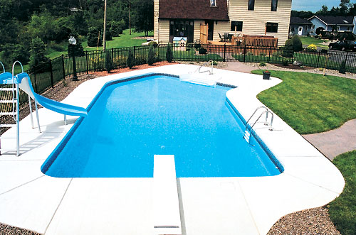 How much is an inground pool inground pool costs estimates pool university for How much does an above ground swimming pool cost