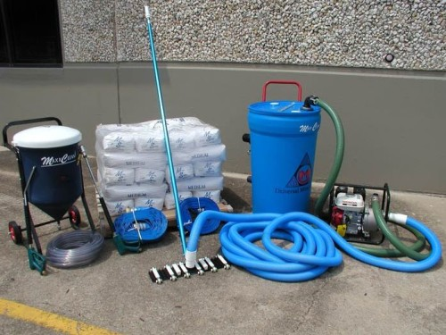 Pool-Tile-Cleaning chemicals