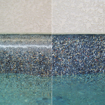 How To Clean Pool Tile For A Shinier Pool Surface Pool
