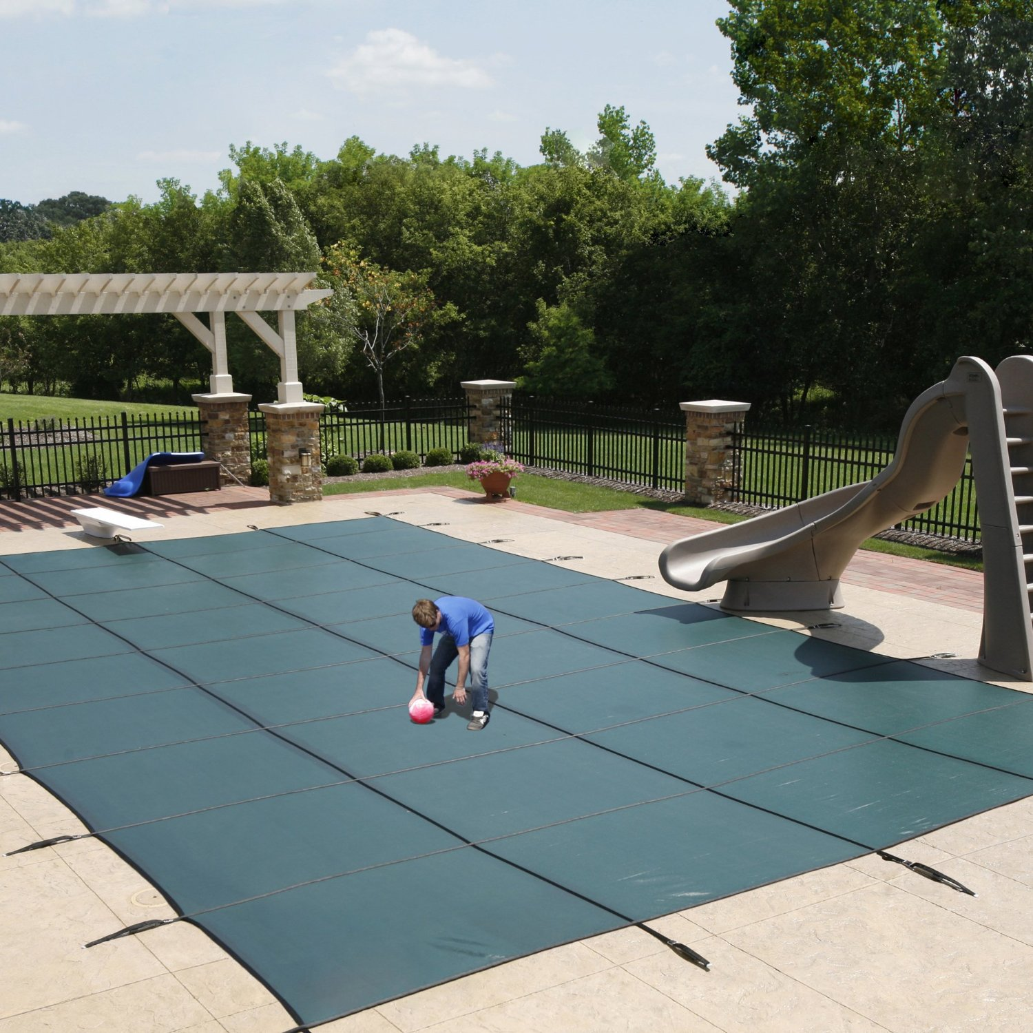 5 Best Pool Covers You Can Walk On Reviews