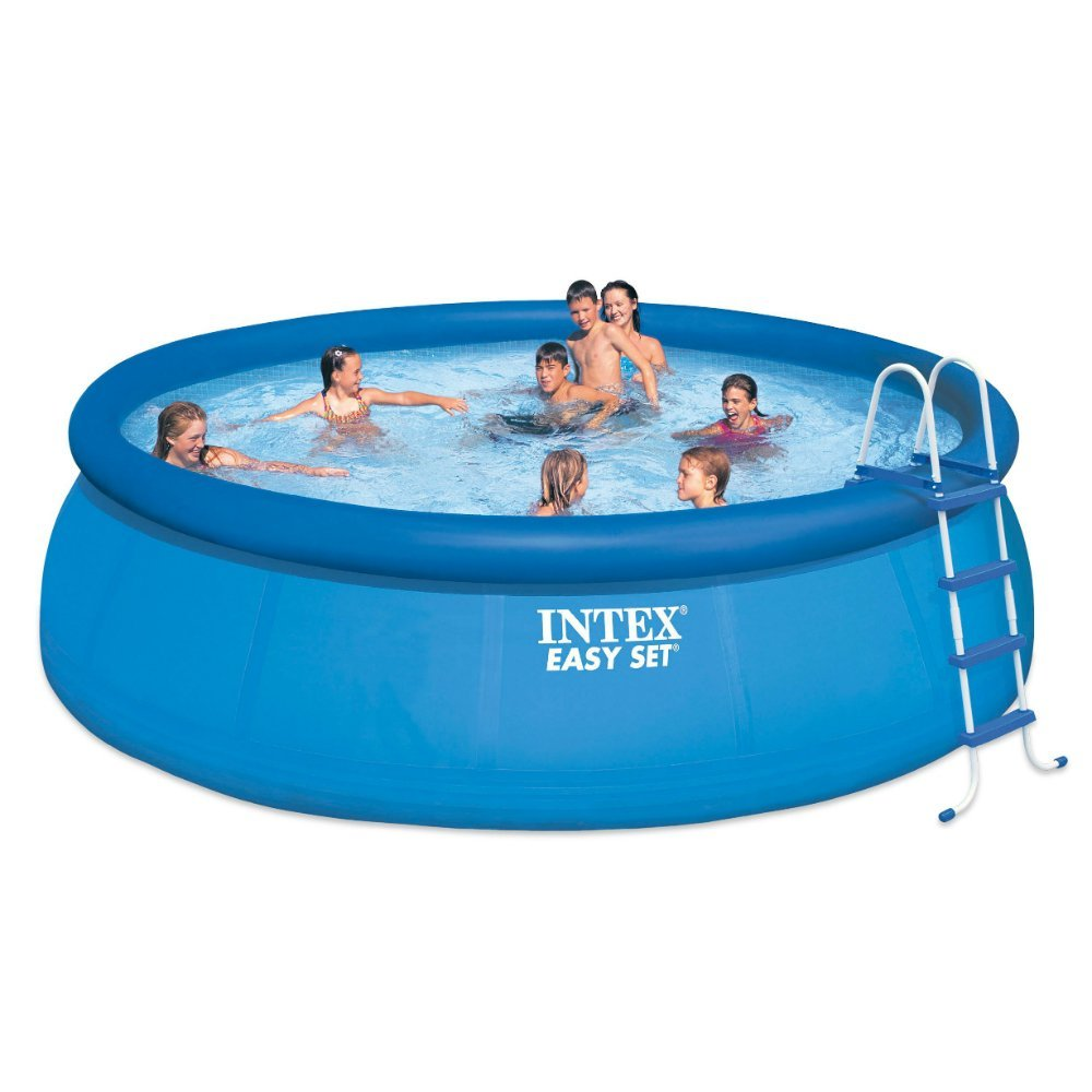 reviews of 5 best intex pools for family fun pool university. Black Bedroom Furniture Sets. Home Design Ideas