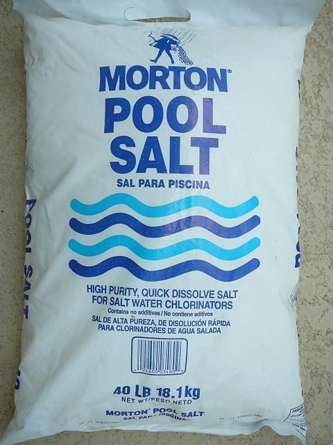 How Much Salt To Add To Pool Pool University
