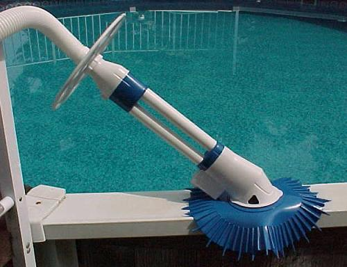 how to use a pool vacuum to vacuum above ground and in ground pool pool university ForHow To Use A Swimming Pool Vacuum