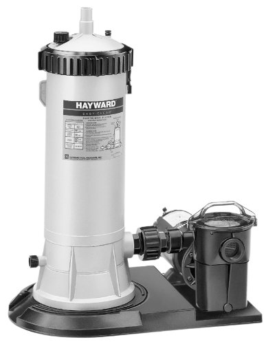 5 best above ground pool filter systems pool university for Pool filter equipment
