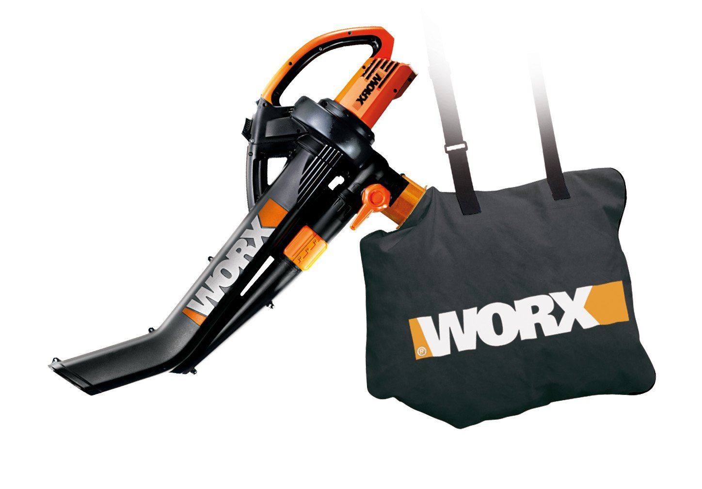 Worxtrivac Leaf Blower : Best electric leaf blower for the easiest leave cleaning