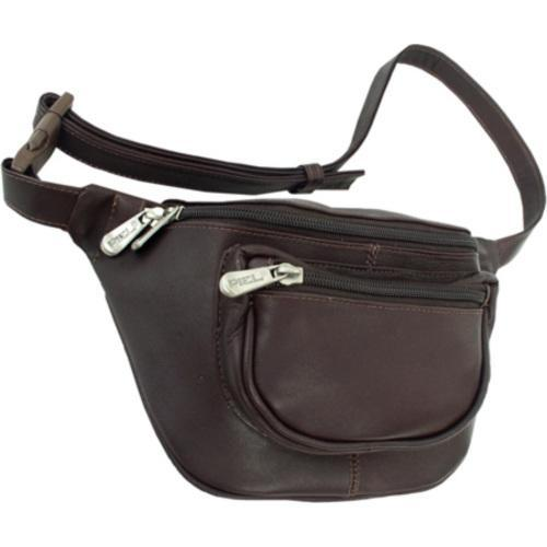 Piel Leather travelers fanny pack
