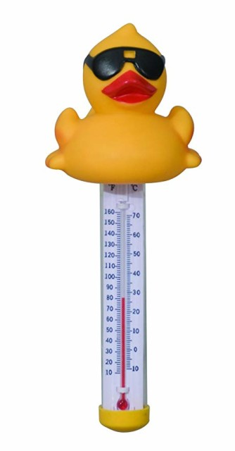 Game 7000 Derby Duck Spa and Pool Thermometer
